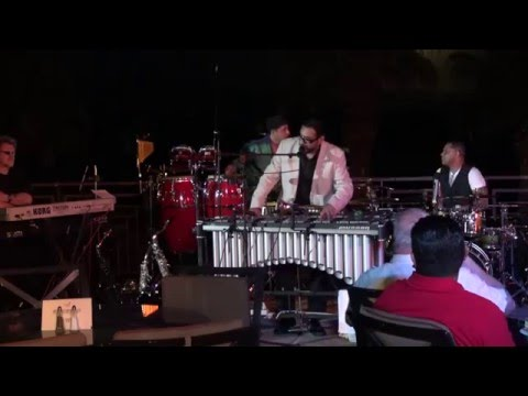 Celebrity Jazz Jam Latin Night- Bob Desena