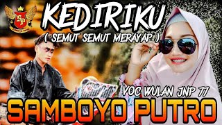 Kediriku Semut Semut Merayap Voc Wulan JNP 77 Cover Jaranan Samboyo Putro Terbaru 2019