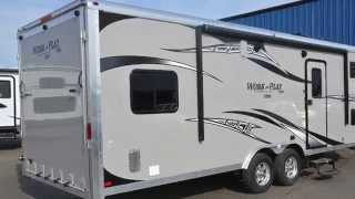 2014 Work and Play 28VFKS Toy Hauler by Forest River Inc.