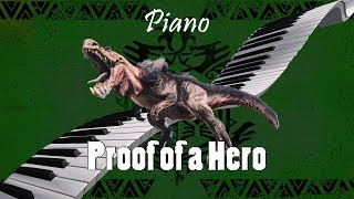 Monster hunter: world inspired theme (live piano) [video special]