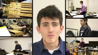 WYSO 2014 Percussion Extravaganza - Profiles