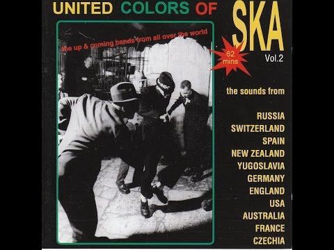 Various Artists - United Colors Of Ska Vol. 2 (Pork Pie) [Full Album]