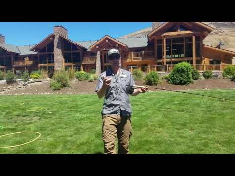 Simple Tip For Casting Distance! PULL Your Fly Line To Speed!