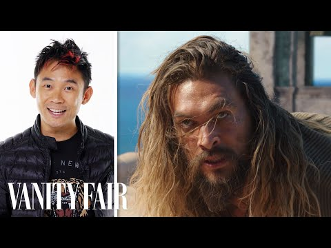 Aquaman's Director Breaks Down Jason Momoa's Fight Scene | Vanity Fair