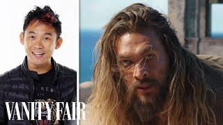 Aquaman's Director Breaks Down Jason Momoa