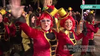 Els millors moments del Carnaval Xurigué 2018 a Calafell