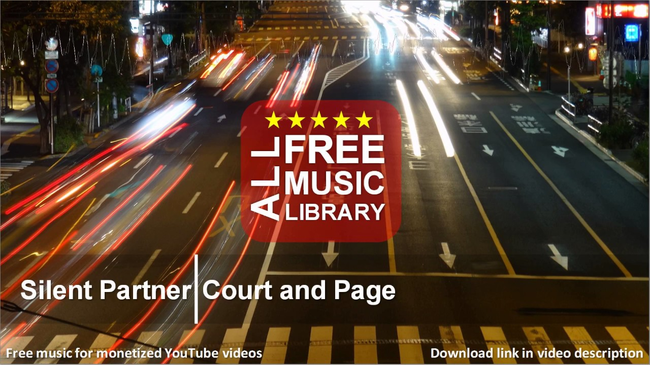 Court and page silent partner (no copyright music) youtube.