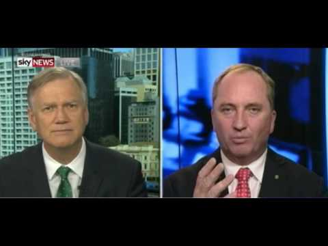 Andrew Bolt makes Barnaby Joyce want to cry