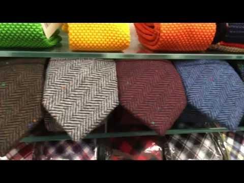 Галстук шерстяные купить в Украине - галстук величественный