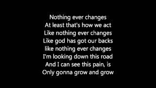 SOJA Everything Changes (Blanco Remix)