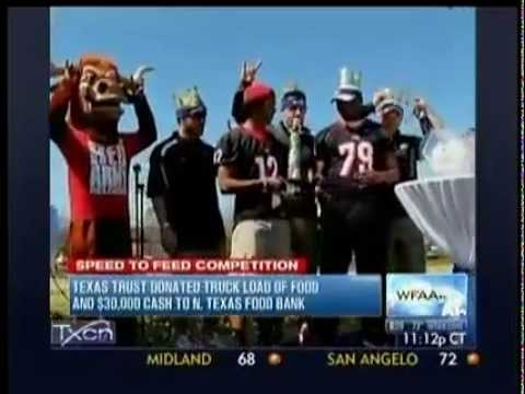 Texas Trust Speed To Feed Story Featured On TXCN