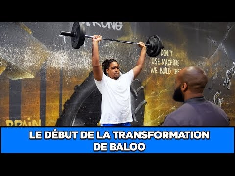 La Transformation de Baloo - Ep 1 -  #GREEDYHEALTHYCHALLENGE