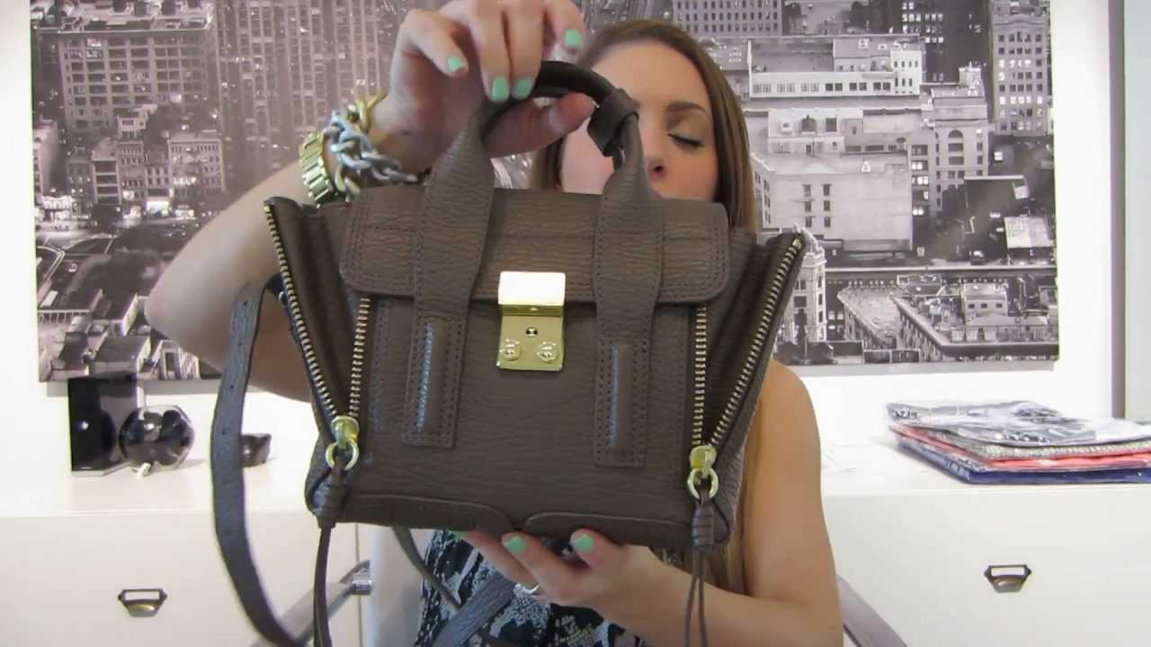 Prada Review And 3 1 Phillip Lim Mini Pashli Reveal