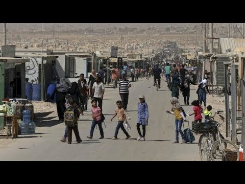 600,000 Syrian Refugees Return Home To Their City Of Aleppo!