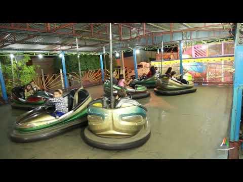 Assista ao programa Humor Turístico: MC Karrapeta vai ao parque de diversões - Bloco 3