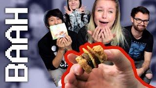 EKEL Burger aus Pulver! (Mit Ju, Jodie und Nik)