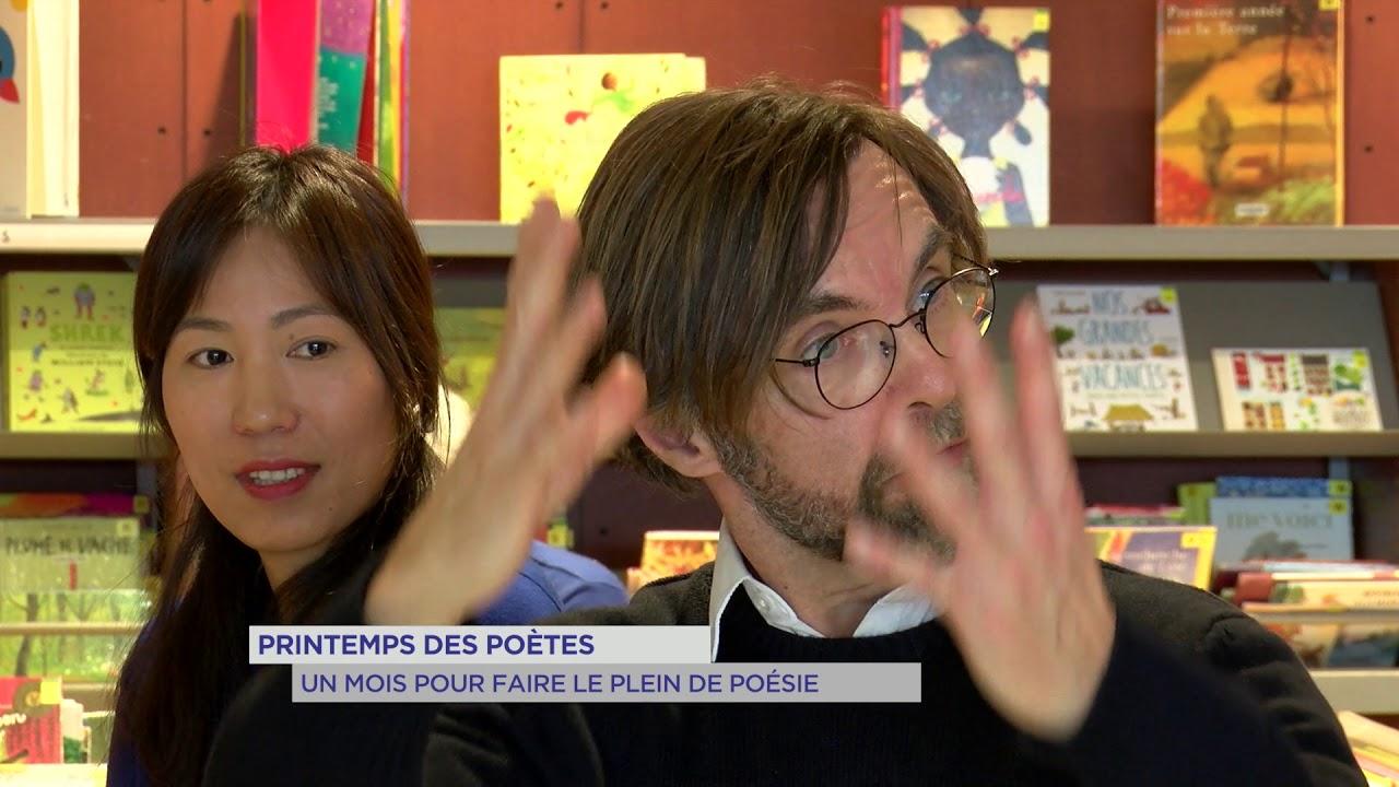 Yvelines | Printemps des poètes : Un mois pour faire le plein de poésie