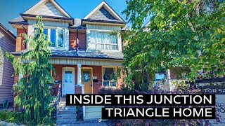 Inside this Junction Triangle Home