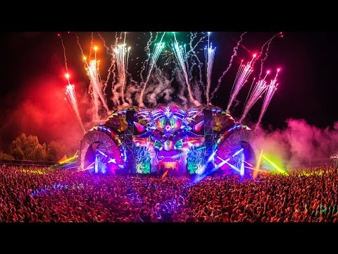 Q-dance @ Mysteryland 2016 | Official Endshow on Saturday