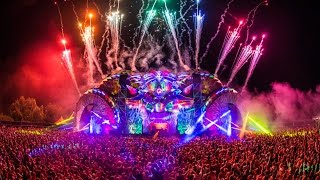 q dance mysteryland 2016 official endshow on saturday