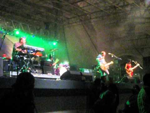 Silversun Pickups - Lazy Eye Live @ Big Ticket, Jacksonville, FL 12/2/12