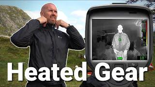 Heated Gear - Jacket from Venture Heat