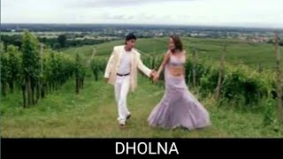 Gambar cover Dholna song - Lyrics | Dil to pagal hai | Lata Mangeshkar | Udit Narayan | Anand Bakshi