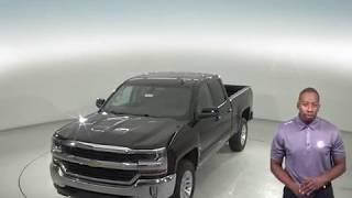 190109 - New, 2019, Chevrolet Silverado, 1500, LT, Double Cab, Test Drive, Review, For Sale -