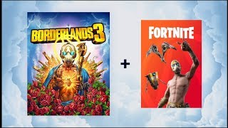 FORTNITE - HOW TO GET THE PSYCHO BUNDLE SKIN FOR FREE WITH BORDERLANDS