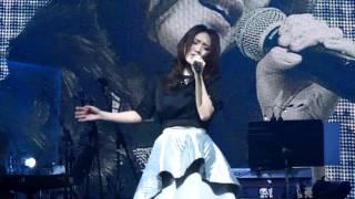 閻奕格 - 眼淚的秘密(原唱: 吳若希)@亦型亦格香港音樂會 2016/01/17