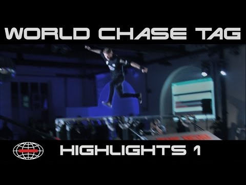 World Championship Chase Tag - Highlights 1