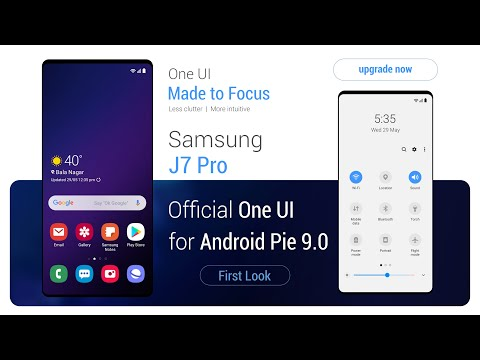 Samsung Galaxy J7 Pro Got One UI & Android Pie 9 0 update