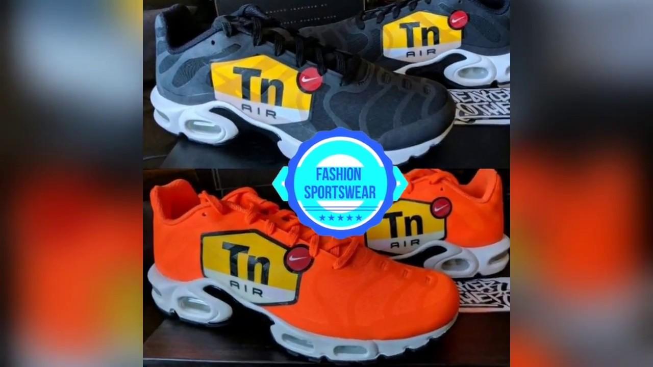 brand new 56126 7c91d Nike tuned 1 big logo