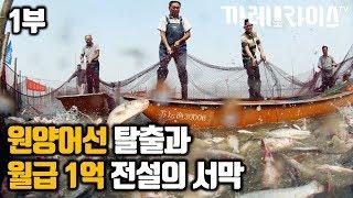 1부 원양어선 탈출과 월급 1억 전설의 서막