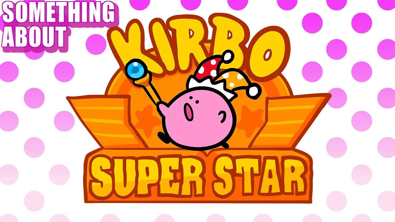 #SomethingSeries #Kirby #Nintendo