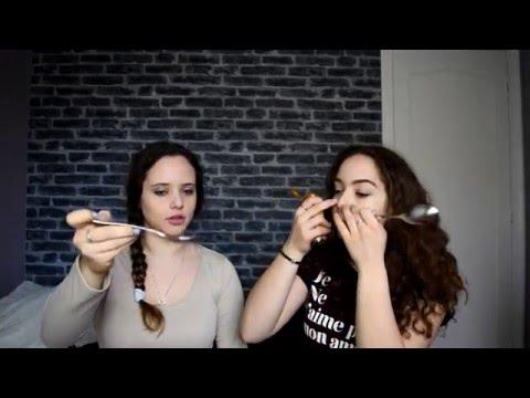 The cinnamon challenge
