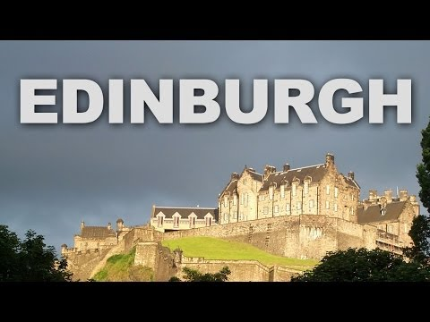 Edinburgh, the Capital of Scotland