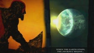 God of War 4 Tease in God of War: Ascension - Cistern Painting Solution