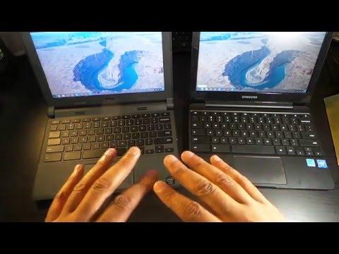 Dell Chromebook 11 4GB  vs  Samsung Chromebook 11 4GB