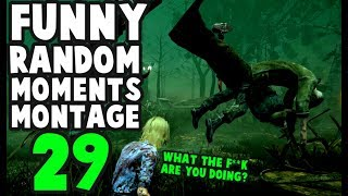 Dead by Daylight funny random moments montage 29