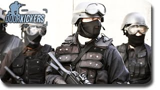 """Door Kickers ► 1st Campaign """"A Hard Day"""