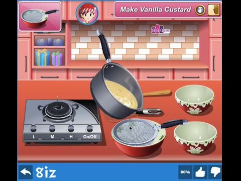 Saras cooking class games christmas pudding recipe cooking saras cooking class games christmas pudding recipe cooking recipe games youtube forumfinder Images