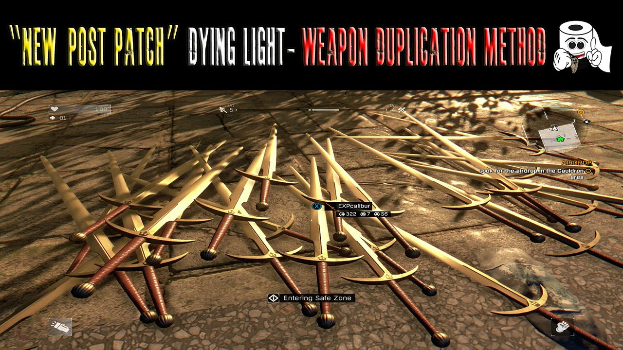 Weapons - Dying Light Wiki