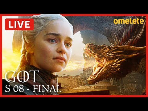 GAME OF THRONES S08E06 COMENTADO