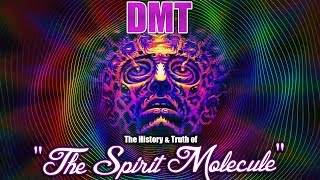 DMT The History Truth Of The Spirit Molecule