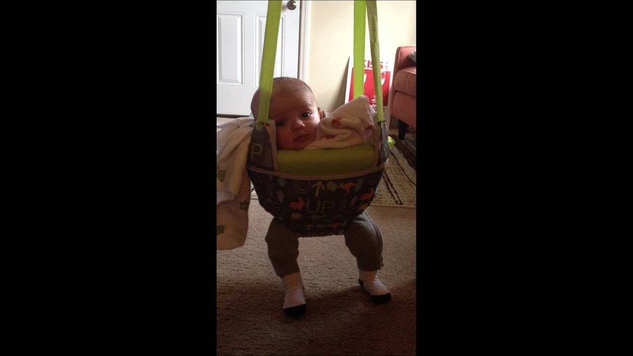 57bb6c4e1 Baby Jack and his jumper (3 months) - YouTube