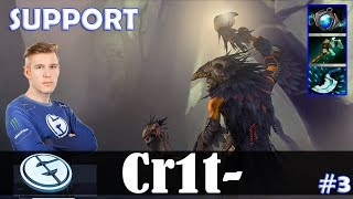 Crit - Shadow Shaman Roaming | SUPPORT | Dota 2 Pro MMR Gameplay #3