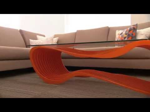 Sustainable, Eco-Friendly Interior Design -- Honda Smart Home US