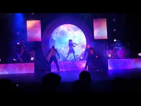 Lindsey Stirling - Stars Align (Live @ Club Nokia)