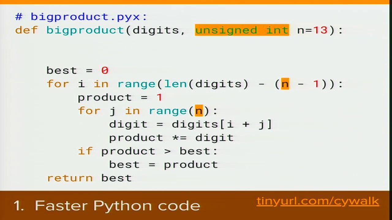 Image from A Cython Walkthrough